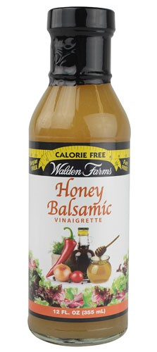 Walden Farms Calorie Free Dressing Honey Balsamic