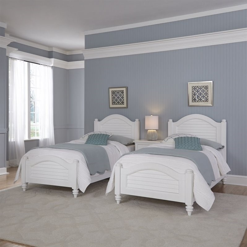 home styles furniture bermuda twin bedroom set twin multiple finishes multiple configurations