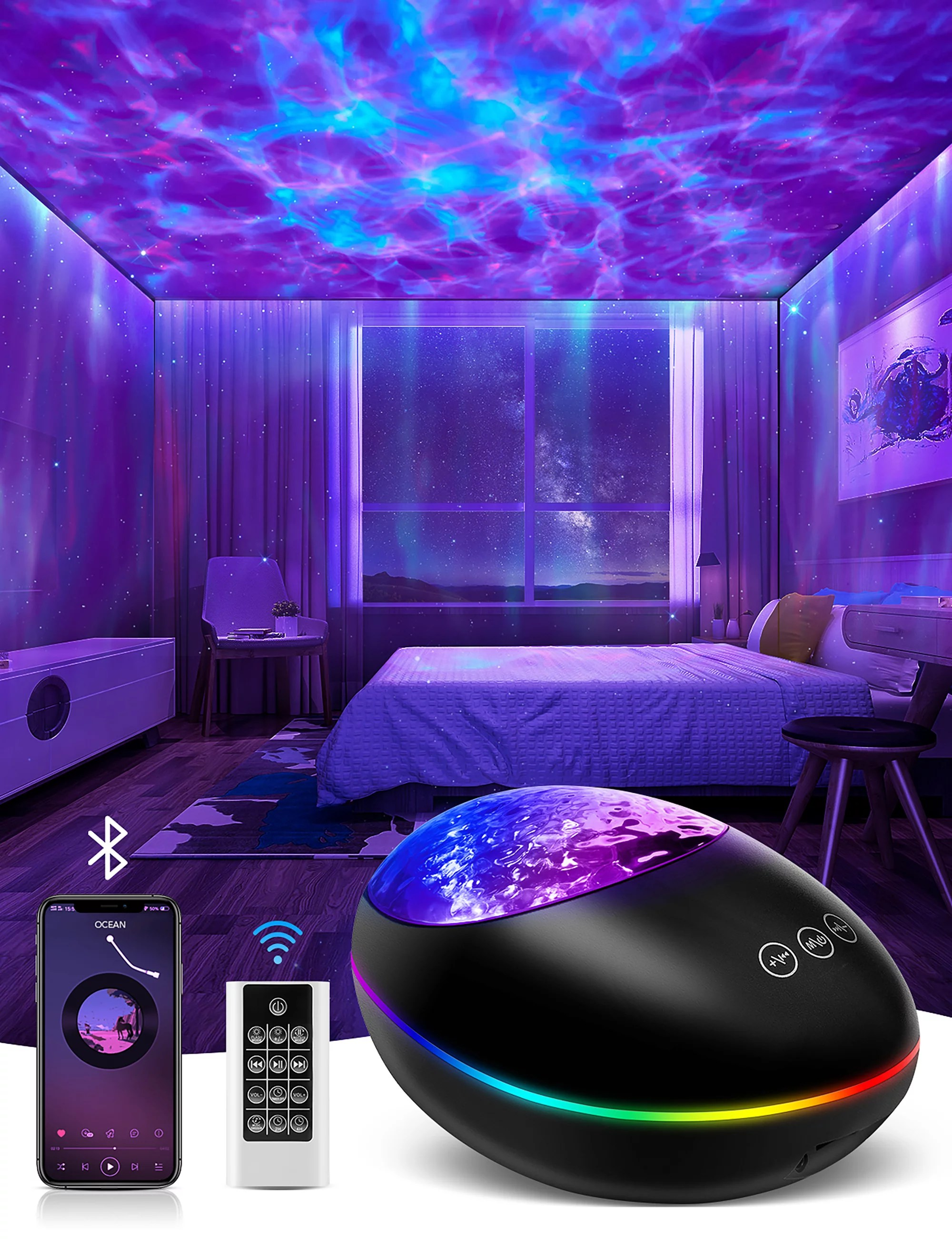 You can get the aesthetic bedroom led lights green here. Aesthetic Bedrooms Led Lights