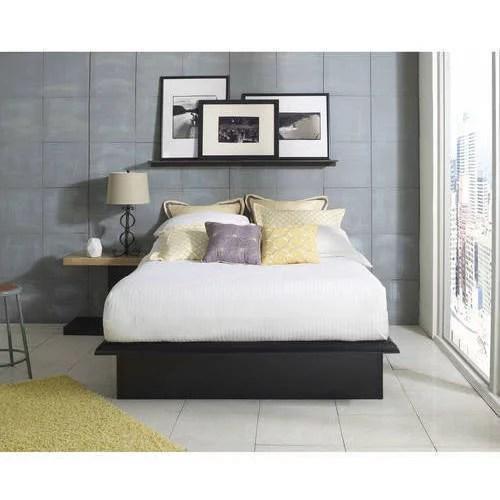 Premier Austin Metal Platform Queen Bed Black