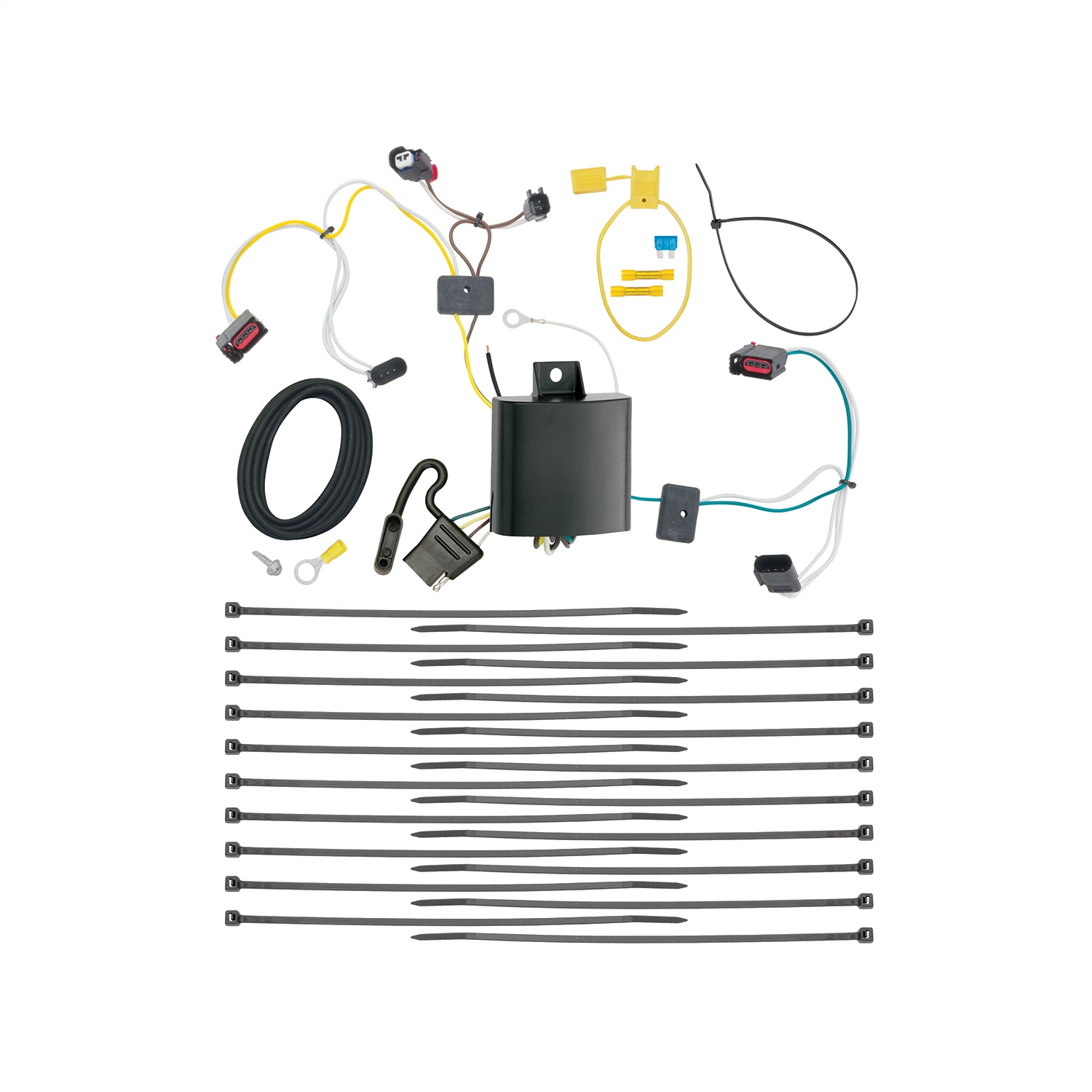 Tekonsha Tow Harness T Connector Assembly