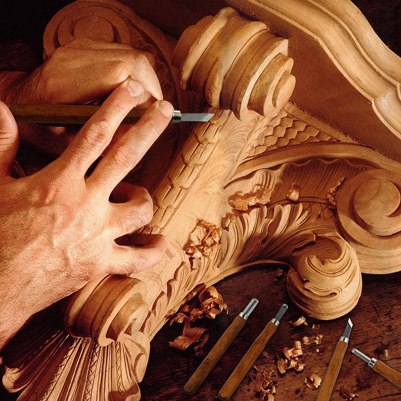 wood carving starter kit