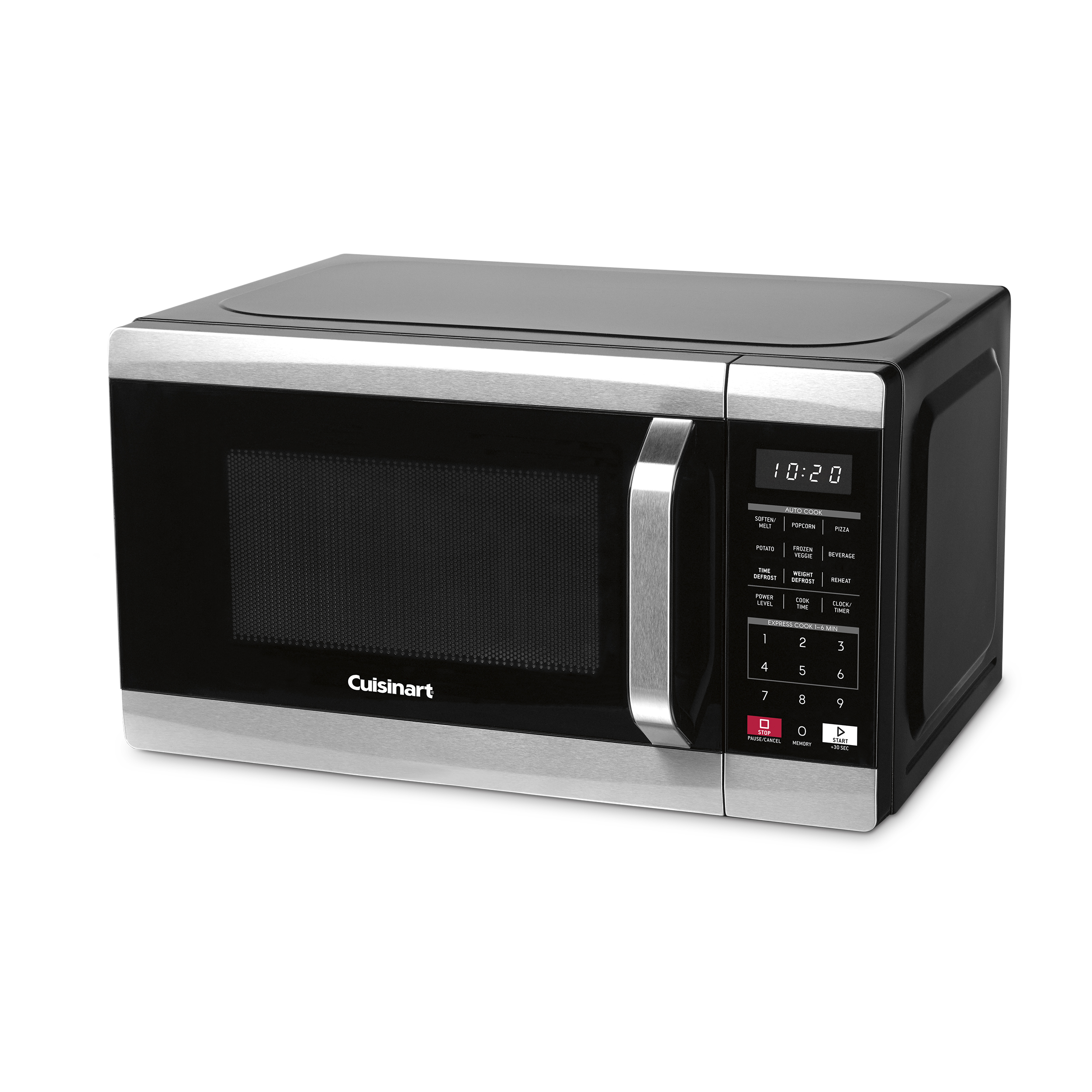 cuisinart microwaves stainless steel microwave oven