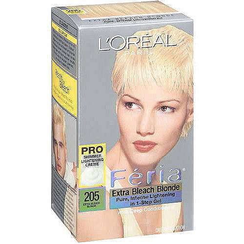 l'oreal paris feria hair color