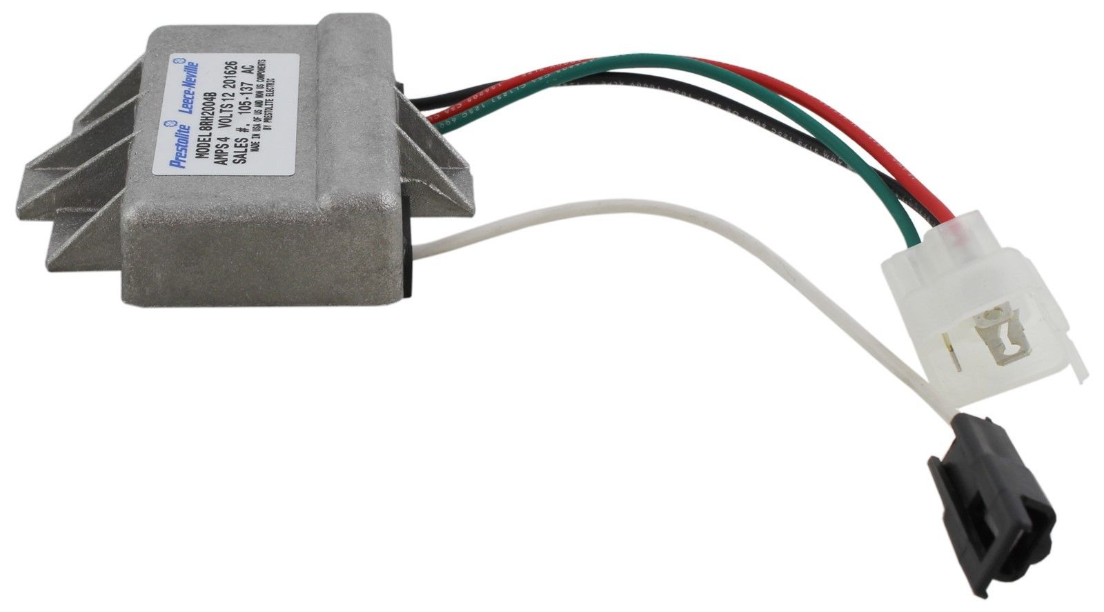 hight resolution of new oem voltage regulator for john deere applications ar77485 12 volt