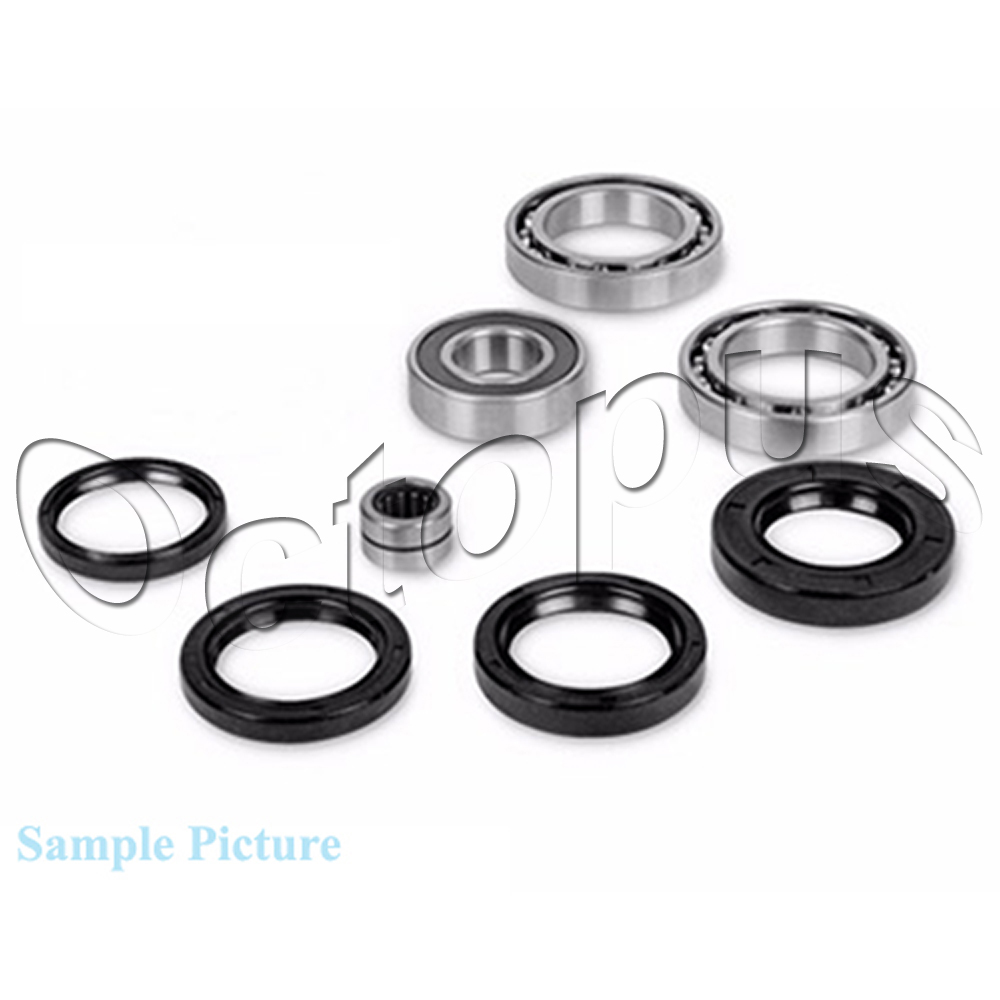 Fits Yamaha YFM200 Moto-4 ATV Bearing & Seal Kit Rear