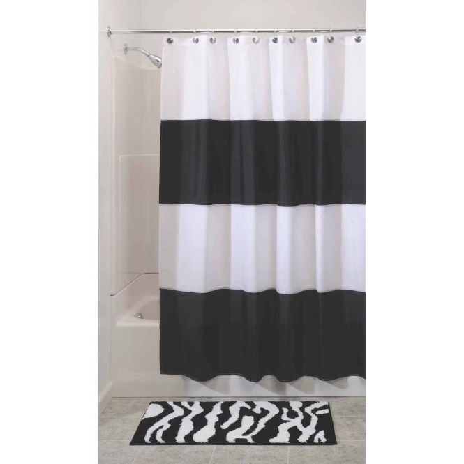 Black Gray Night Sky Shower Curtain Zulily Home Collections