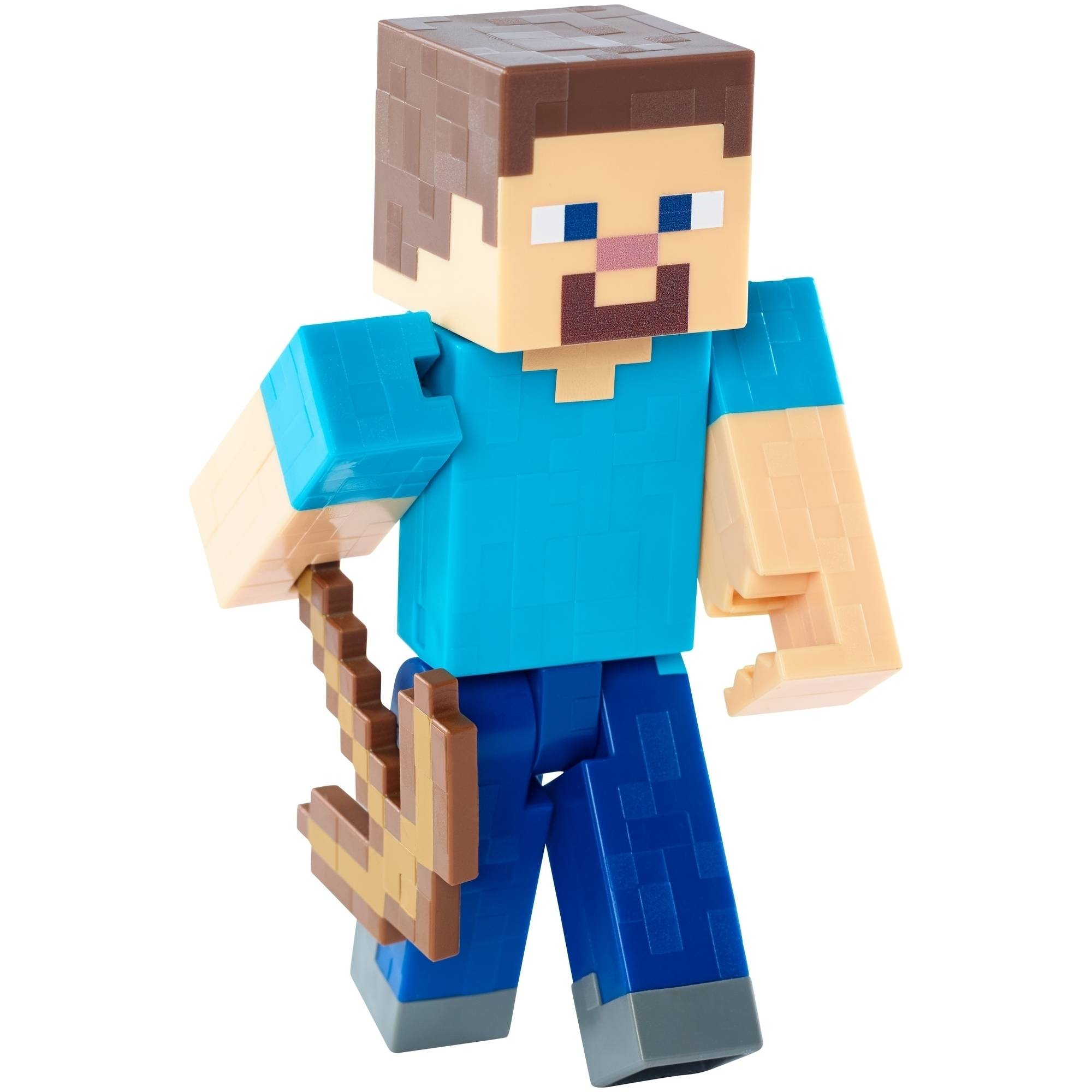 Minecraft Steve With Pickaxe