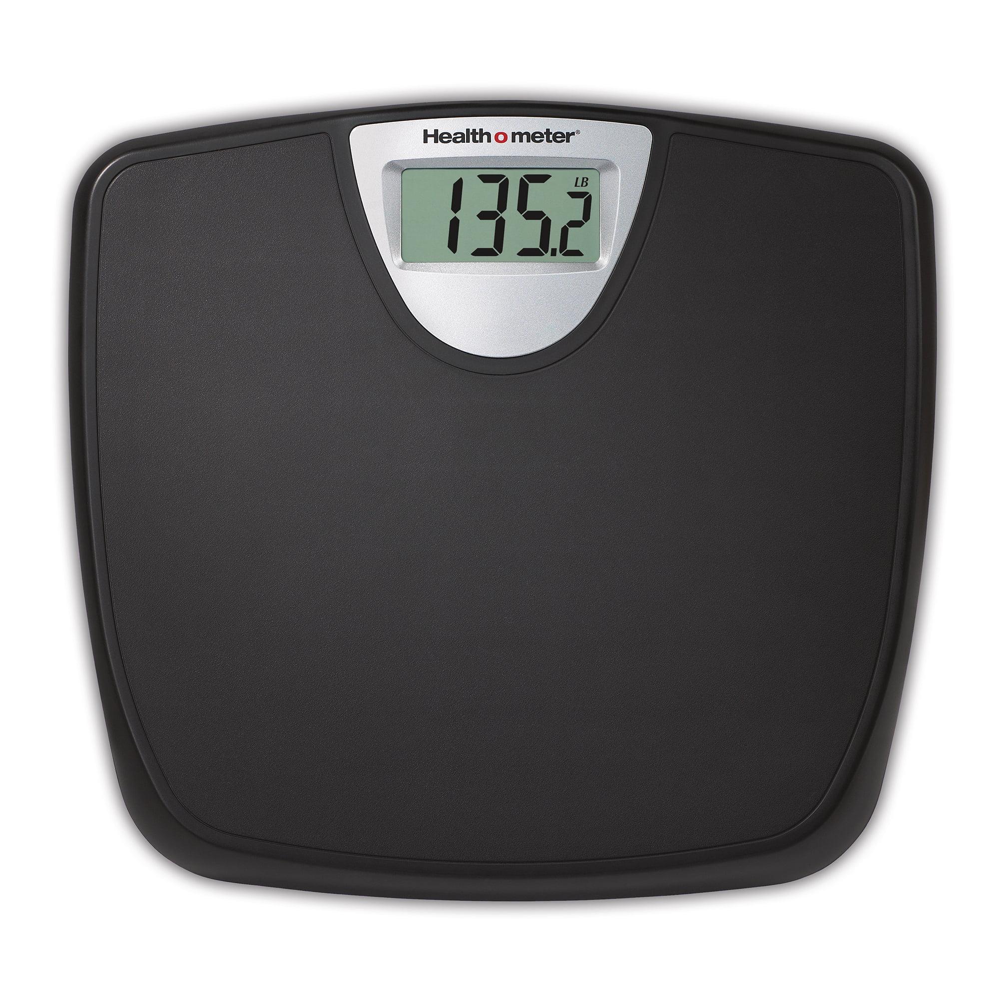 Health o meter Weight Tracking Digital Scale  Walmartcom