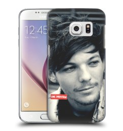 official one direction louis photo filter hard back case for samsung phones 1 [ 1600 x 1600 Pixel ]