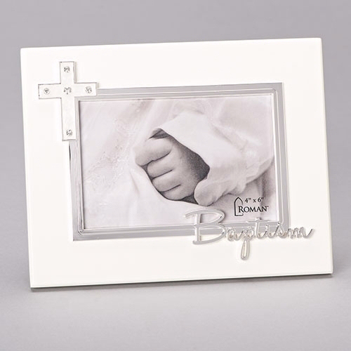 frame baptism horizontal w