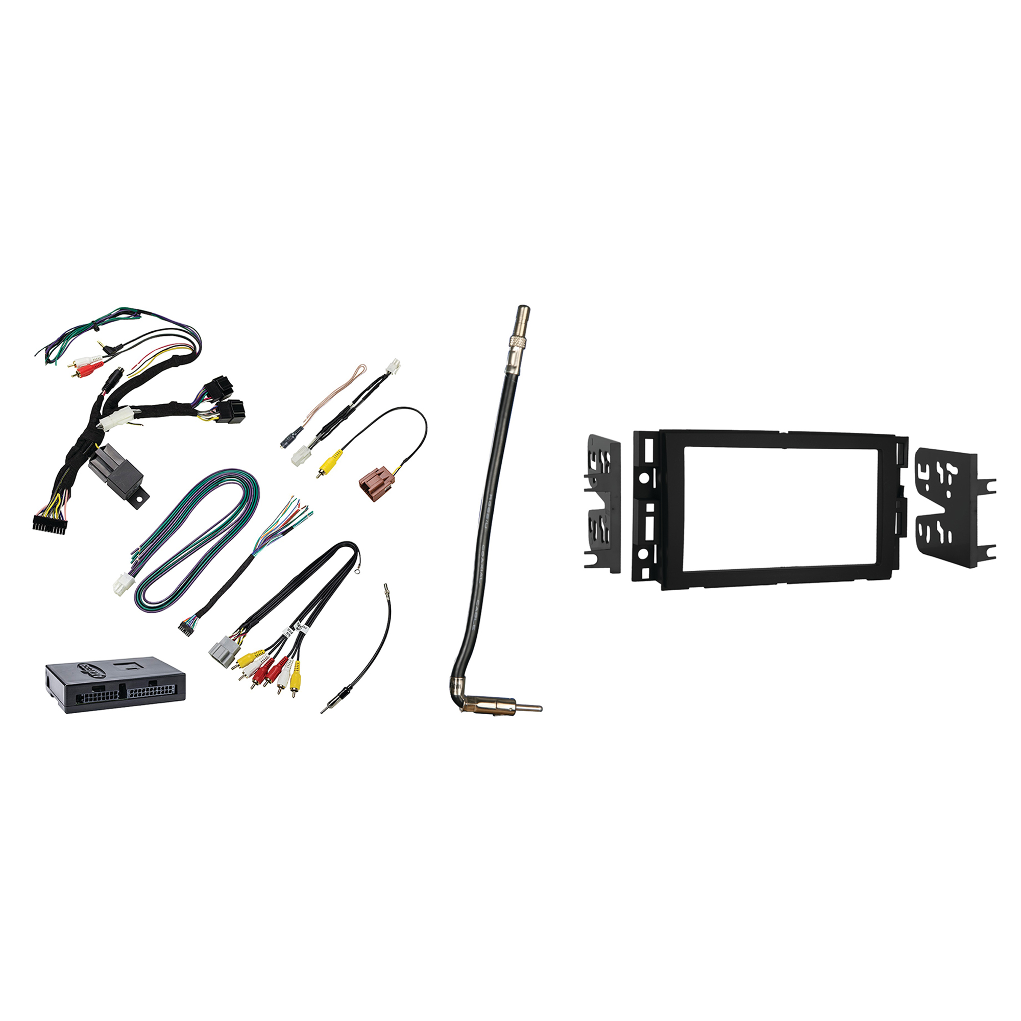 Chevrolet Tahoe For 2007-2011 Double DIN Metra Car Stereo