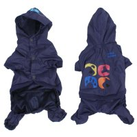 Mini Schnauzer Pet Dog Clothes Hooded Shirt Coat Puppy ...