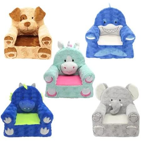 kids plush chairs x8 wheelchair sweet seats stuffed animal walmart com