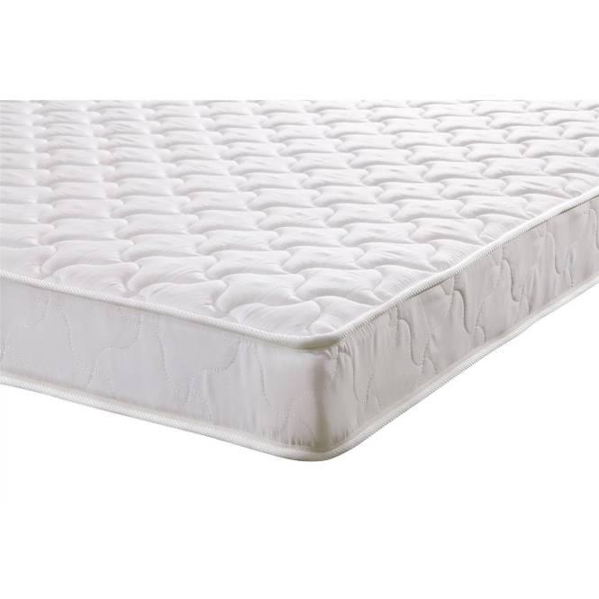 Signature Sleep Essential 6 White Coil Mattress Multiple Sizes