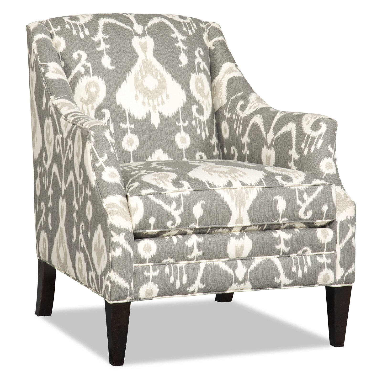 Sam Moore Chairs Sam Moore Lark Club Chair Pewter