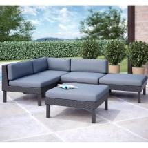 Hanover Outdoor Gramercy 4-piece Seating Set