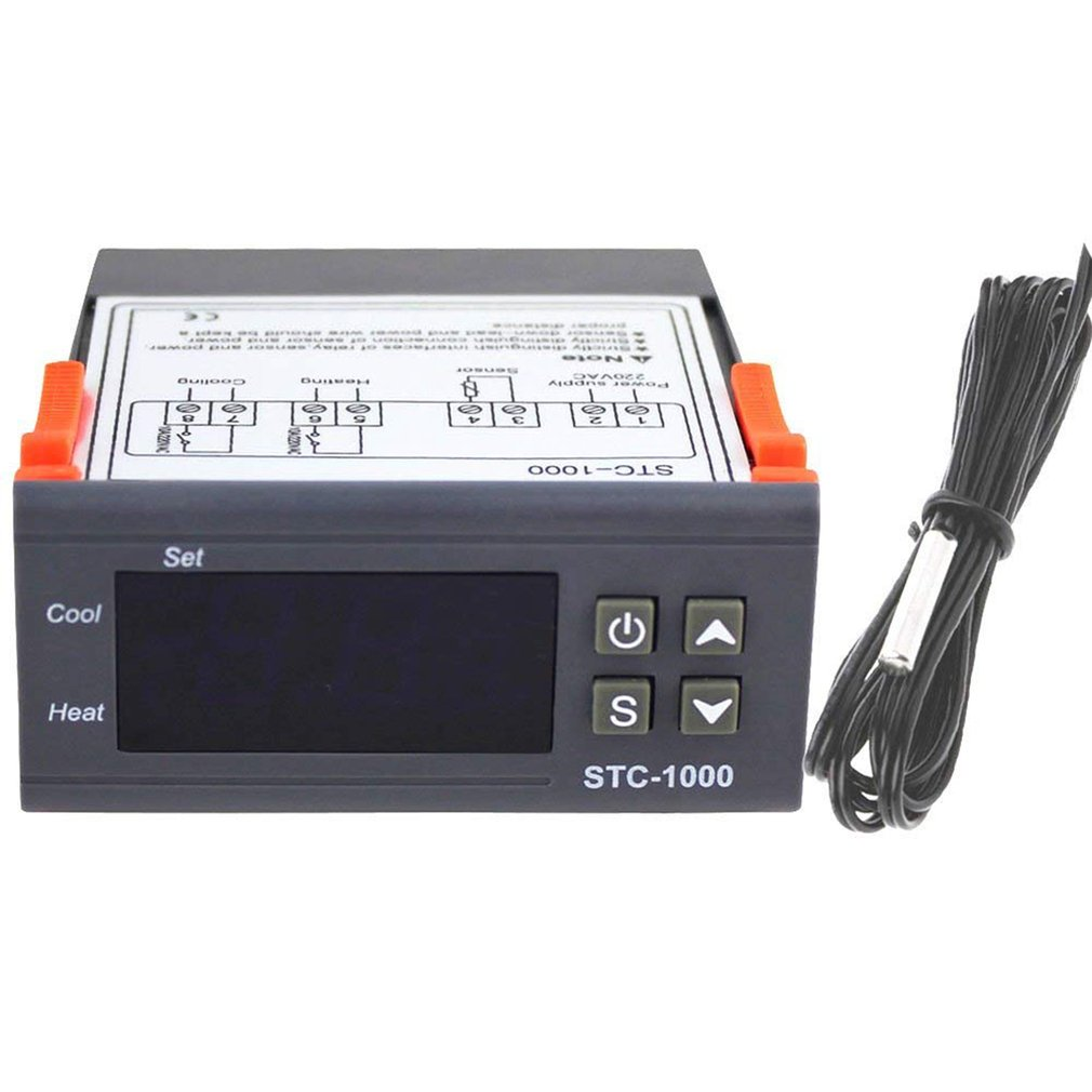 hight resolution of stc 1000 professional digital all purpose temperature controller thermostat