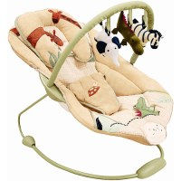Sassy - Infant Bouncer Seat, Zanzibar - Walmart.com