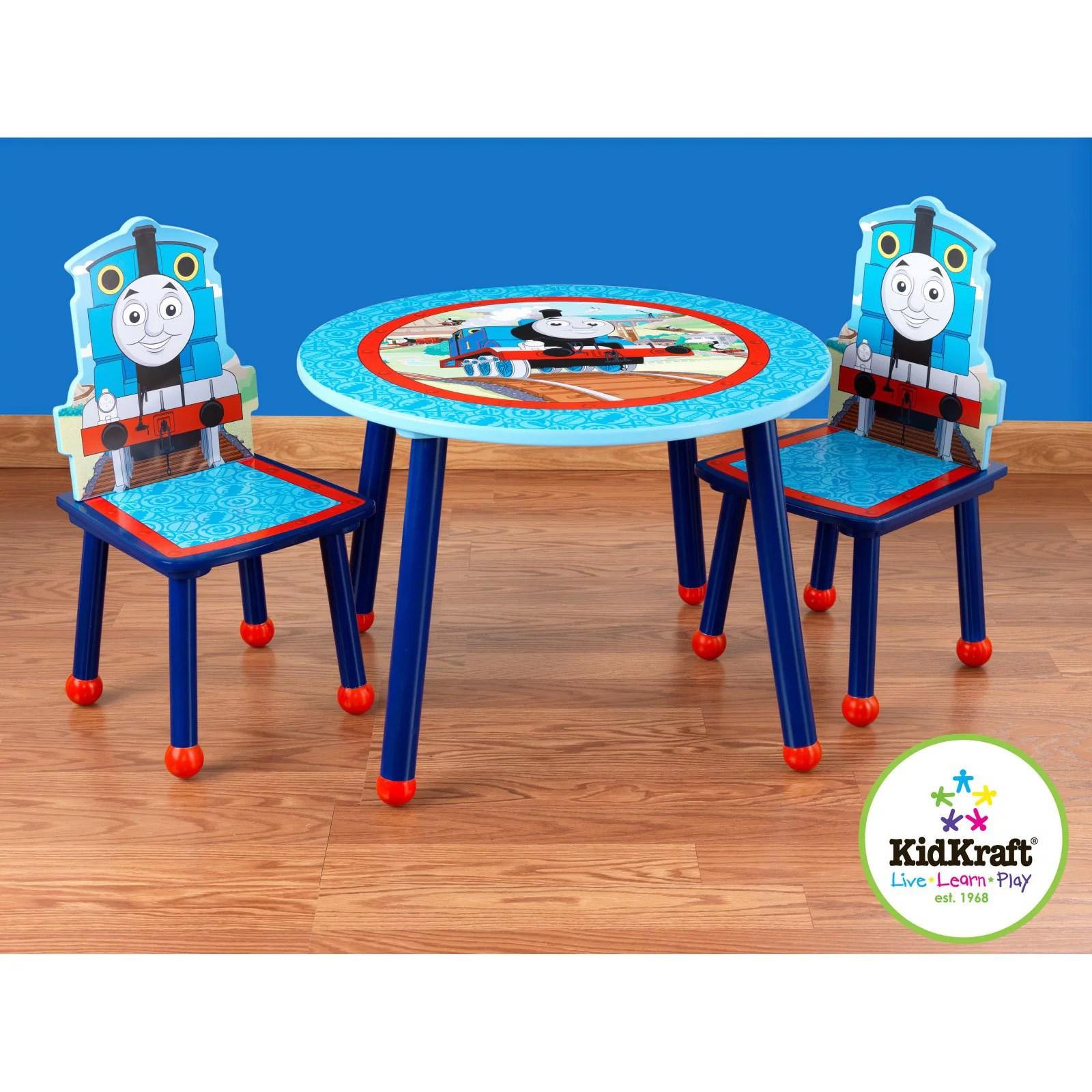 thomas train chair shower chairs at cvs the friends table set walmart com