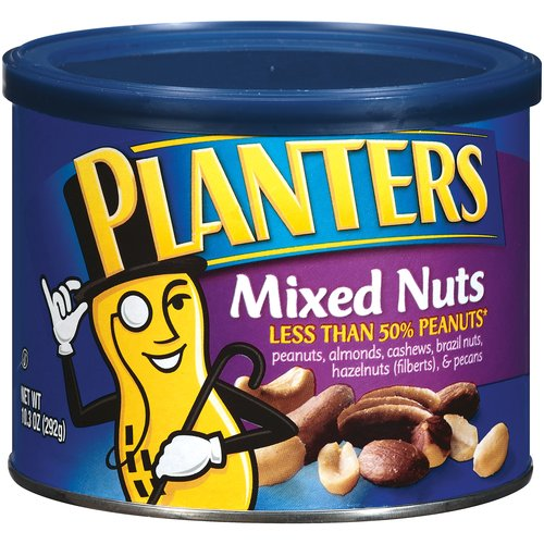 Planters Mixed Nuts 103 oz Walmartcom