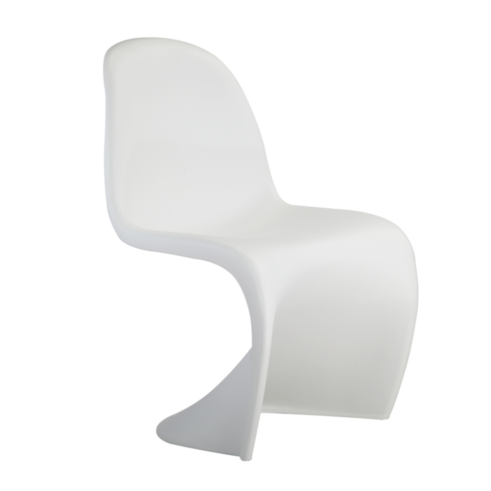 Plastic Lounge Chair Modern Contemporary Urban Design Living Room Accent Lounge Chair White Plastic