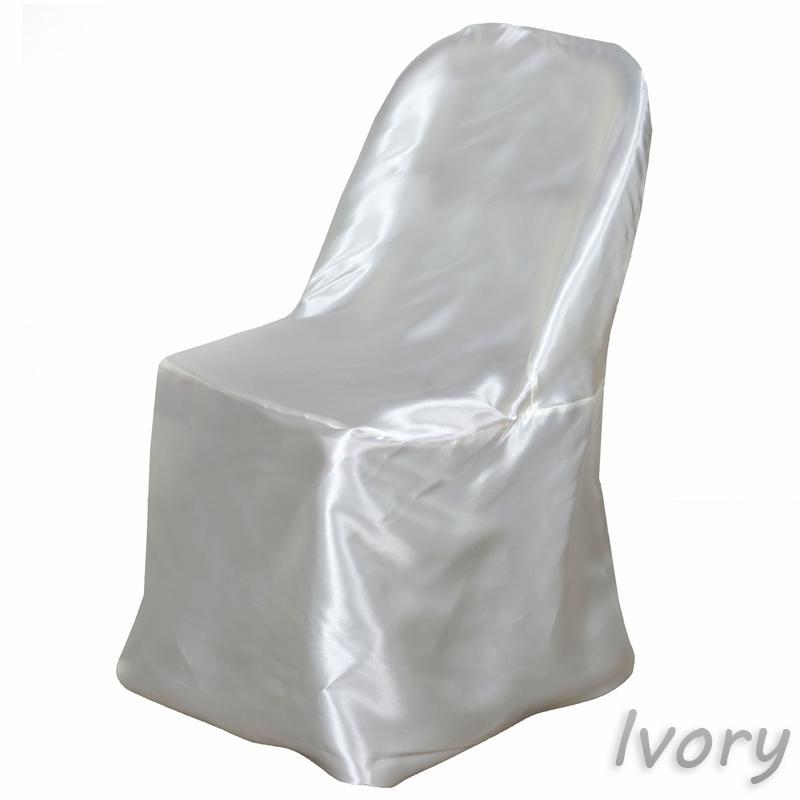 party chair covers walmart green velvet balsacircle satin folding cover wedding catering com