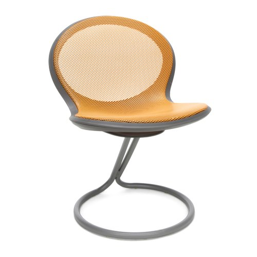 round base chair skeleton sitting in a ofm net guest set of 2 walmart com this button opens dialog that displays additional images for product with the option to zoom or out