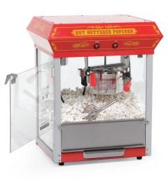funtime 4 oz theater style hot oil popcorn maker machine black walmart com [ 1600 x 1600 Pixel ]
