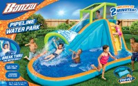 Banzai Pipeline Water Park (Inflatable Water Slide with ...