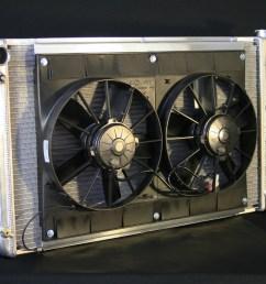 dewitts 1968 72 chevelle sb bb cf auto dual 11 spal fans wiring radiator walmart com [ 2496 x 1664 Pixel ]