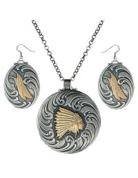 Montana Silversmiths Jewelry Womens Necklace Earrings ...