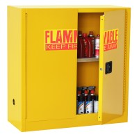 Edsal Flammable Safety Cabinet, SC300F - Walmart.com