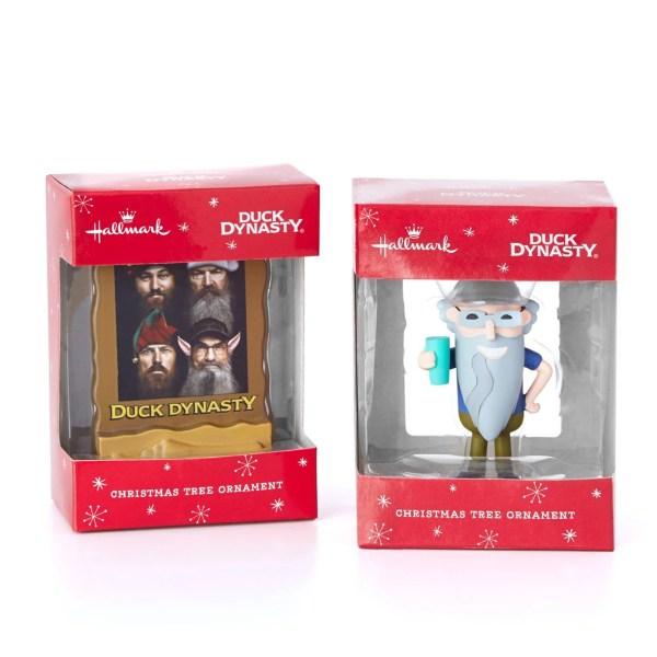 Hallmark Duck Dynasty Call And Uncle Si Christmas