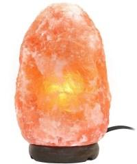 Greenco Natural Himalayan Rock Salt Lamp 6-11 lbs with ...