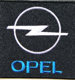 opel logo sign car racing patch 3 logo sew ironed on badge embroidery applique patch walmart com [ 1500 x 1448 Pixel ]