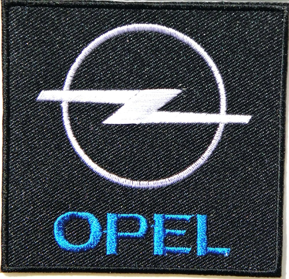 medium resolution of opel logo sign car racing patch 3 logo sew ironed on badge embroidery applique patch walmart com