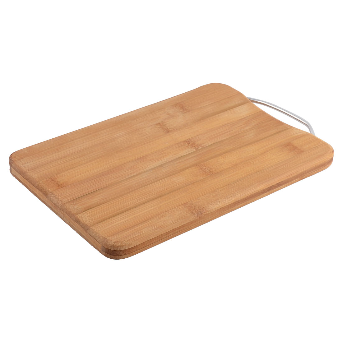 kitchen cutting boards lowes cabinet knobs restaurant bamboo rectangle shaped meat fruit chopping board