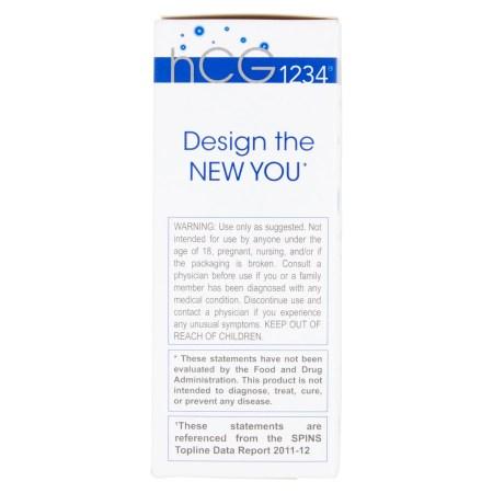 كرياتيف بيوساينس hCG 1234 لتخفيف الوزن الغذائي ، 2 أونصة سائلة كرياتيف بيوساينس hCG 1234 لتخفيف الوزن الغذائي ، 2 أونصة سائلة fa046a09 8c13 4494 8d62 0ffa67164810 1