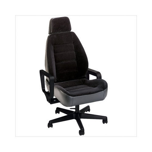 cloth office chairs blue and white chair bundle 12 corbeau sport seat black vinyl departments