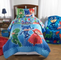 PJ Masks Bed in a Bag Bedding Set - Walmart.com