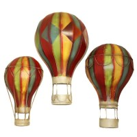 EC World Imports 3 Piece Grand Spectacular Hot Air ...