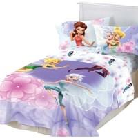 Disney Fairies Floral Frolic Twin/Full Reversible ...
