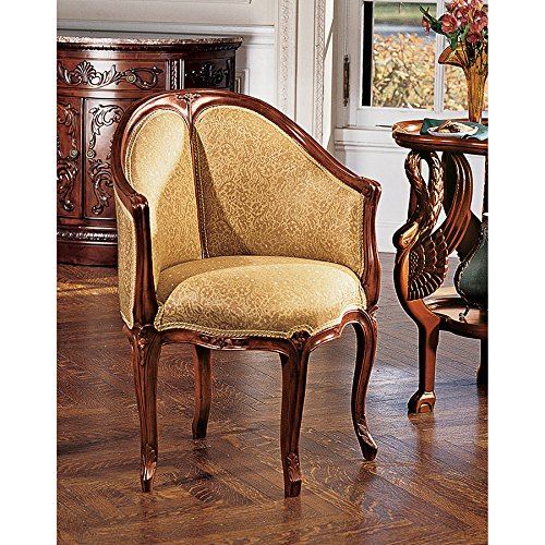 park avenue collection louis xv fauteuil de bureau
