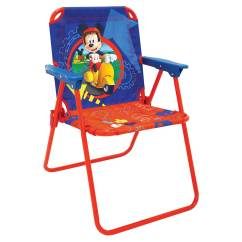 Mickey Mouse Clubhouse Chair Ergonomic Joe Rogan Disney Capers Fold Up Walmart Com