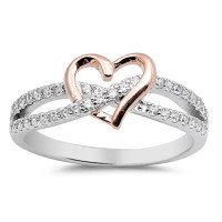 Heart Promise Rings | www.pixshark.com - Images Galleries ...