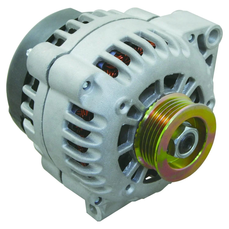 hight resolution of new alternator fits oldsmobile achieva 96 97 98 2 4l 2 year warranty walmart com