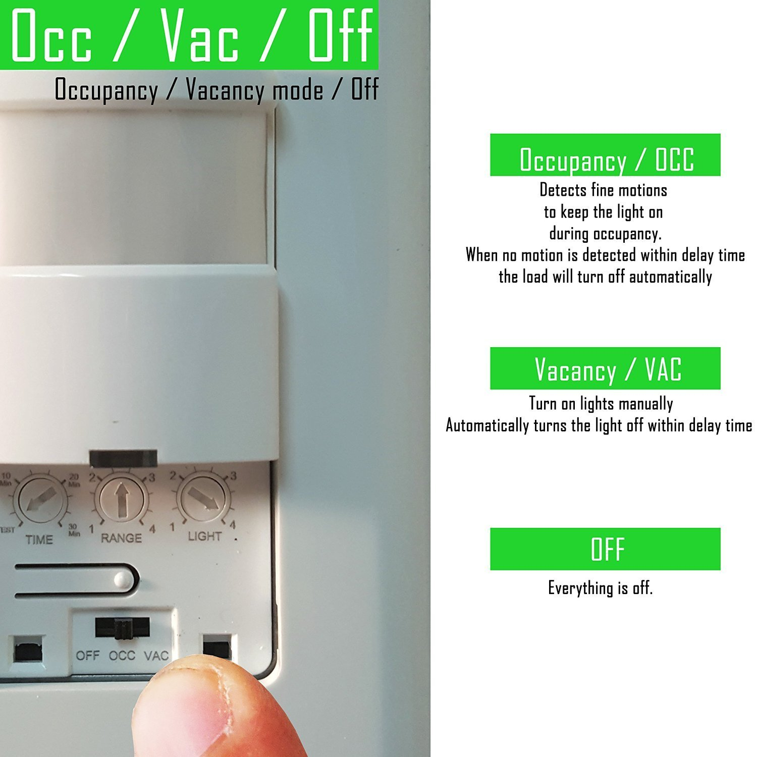 hight resolution of wiring switch for bathroom faa wiring diagram today topgreener tdos5 occupancy light sensor switch 500