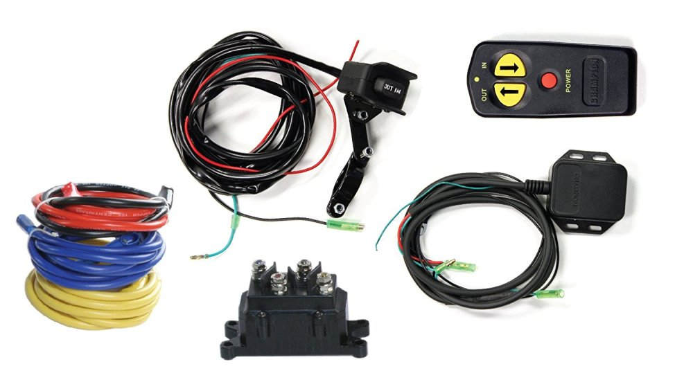 medium resolution of champion 18029 wireless winch remote control kit for 5000 lb or less atv utv winches walmart com