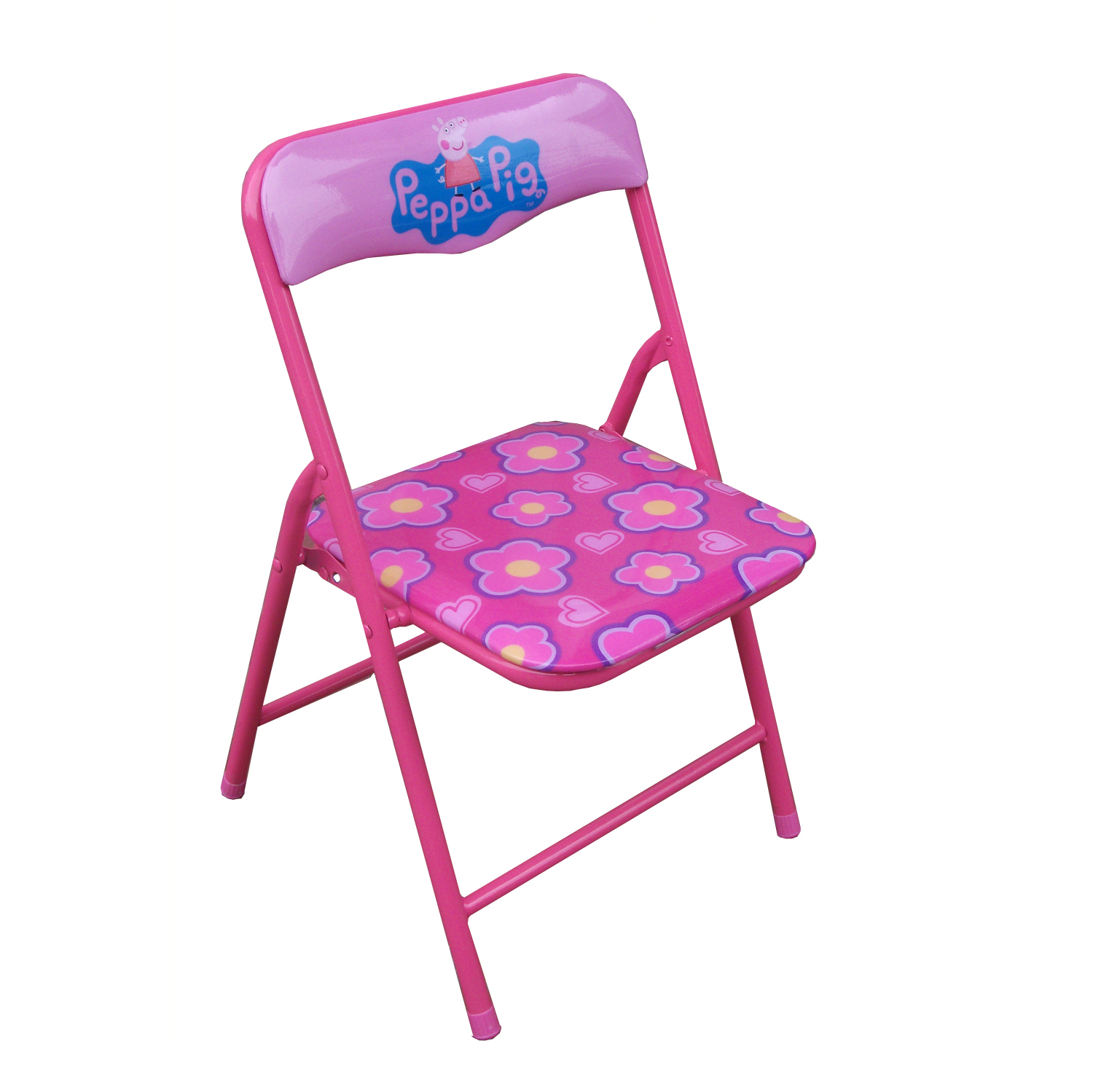 Activity Chair Peppa Pig Pink Folding Activity Chair